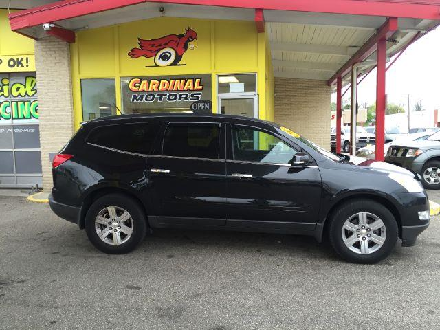 2010 Chevrolet Traverse Lt Awd 4dr Suv W 1lt Fairfield Oh