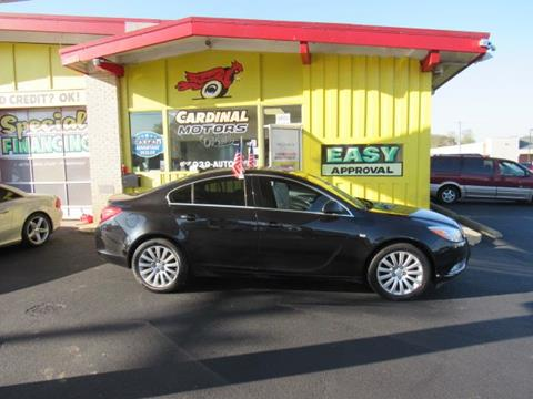 2011 Buick Regal for sale in Fairfield, OH