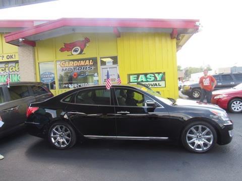 2011 Hyundai Equus for sale in Fairfield, OH