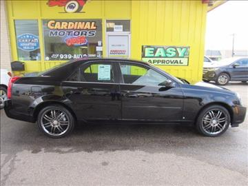 2006 cadillac cts for sale ohio for Loudon motors ford minerva