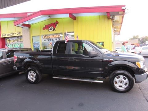 2010 Ford F-150 for sale in Fairfield, OH