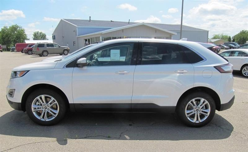 Ford Edge Awd Titanium Dr Crossover Milbank Sd