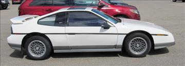 1986 Pontiac Fiero for sale in Milbank, SD
