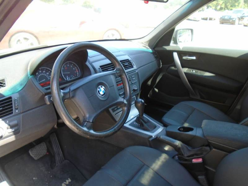 2005 BMW X3 AWD 2.5i 4dr SUV - Greenville SC
