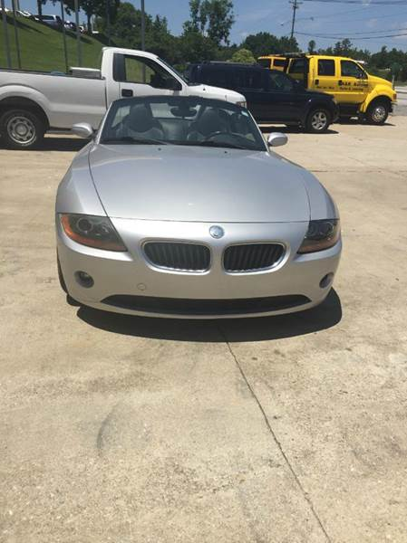 2004 BMW Z4 2.5i 2dr Roadster - Greenville SC
