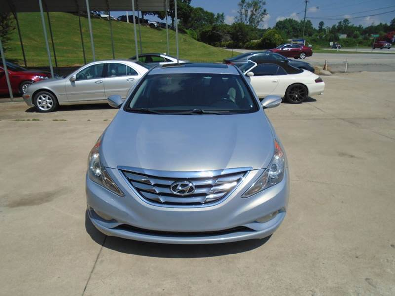 2011 Hyundai Sonata Limited 4dr Sedan - Greenville SC