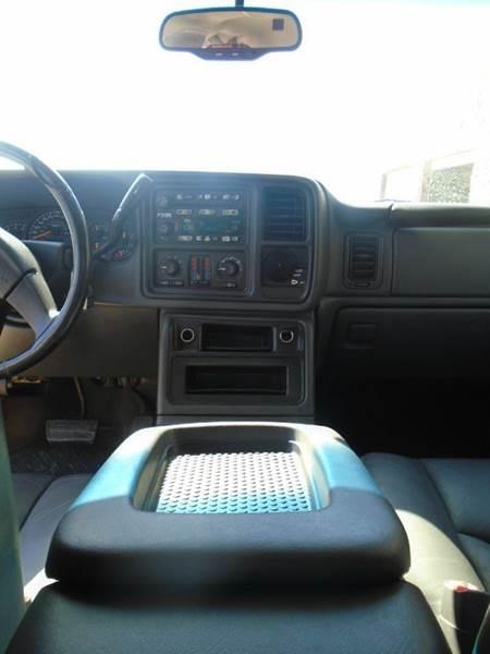 2003 Chevrolet Silverado 1500 Base 4dr Extended Cab 4WD LB - Greenville SC
