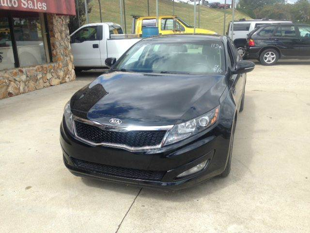 2012 Kia Optima EX 4dr Sedan 6A - Greenville SC