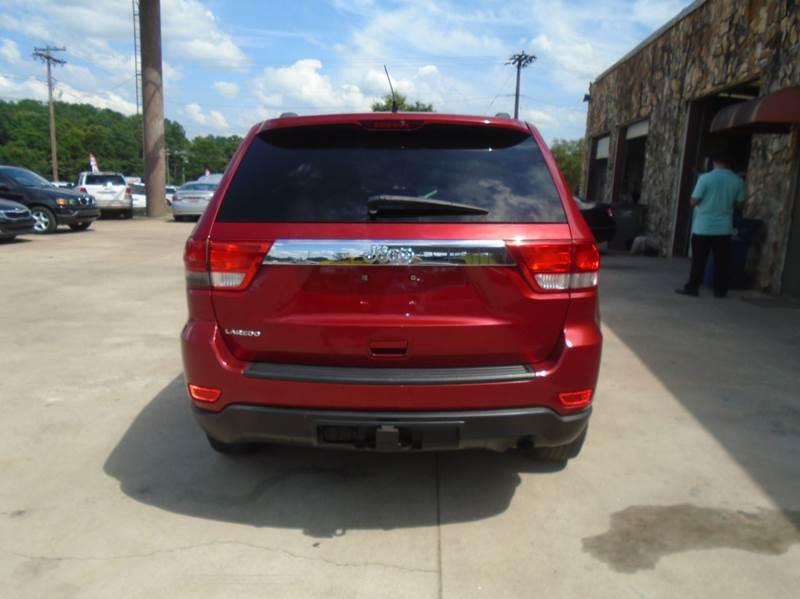 2011 Jeep Grand Cherokee 4x2 Laredo 4dr SUV - Greenville SC