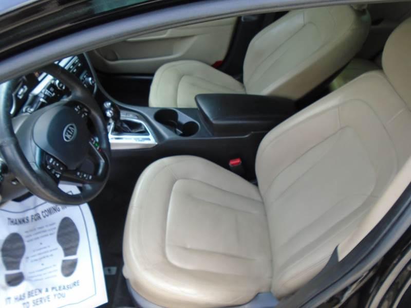 2011 Kia Optima EX Turbo 4dr Sedan - Greenville SC