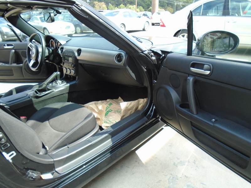 2009 Mazda MX-5 Miata SV 2dr Convertible - Greenville SC