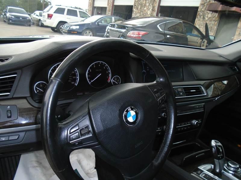 2009 BMW 7 Series 750Li 4dr Sedan - Greenville SC