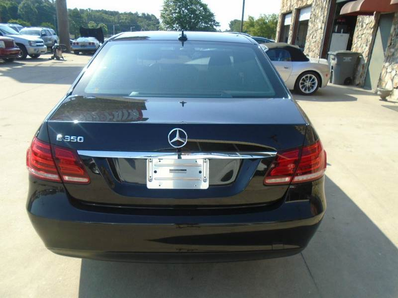 2015 Mercedes-Benz E-Class E 350 4dr Sedan - Greenville SC