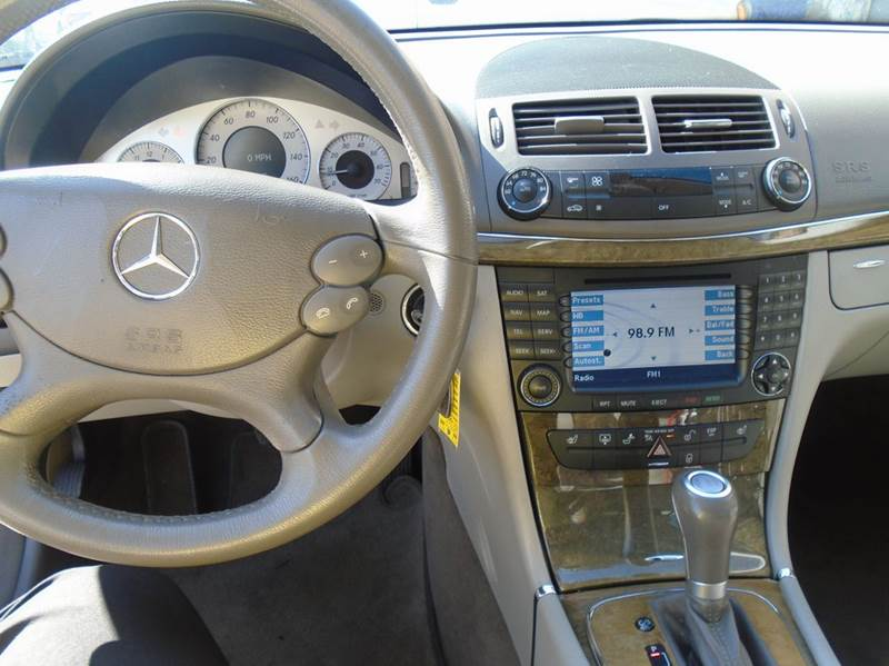 2008 Mercedes-Benz E-Class E 350 4dr Sedan - Greenville SC
