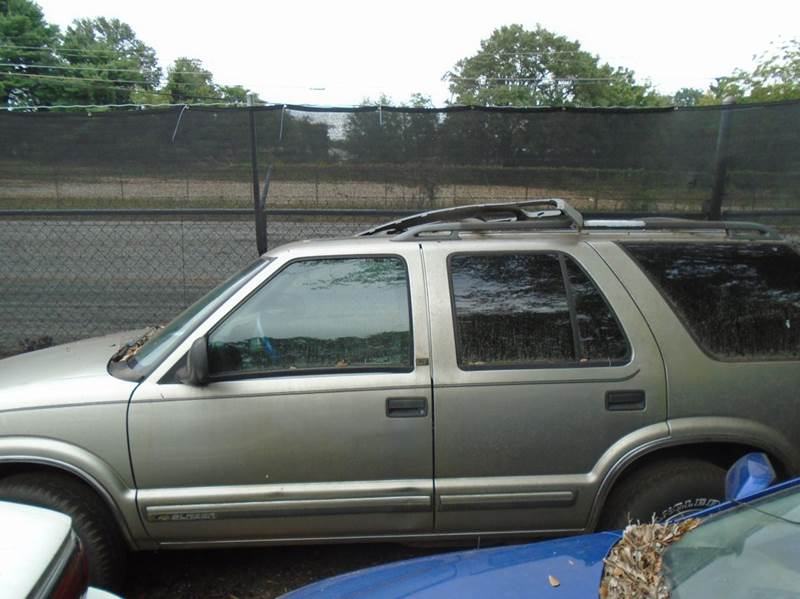 1998 chevrolet blazer 4dr lt 4wd suv in greenville sc a k auto. Cars Review. Best American Auto & Cars Review