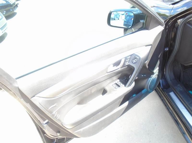 2009 Acura TL 4dr Sedan w/Technology Package - Greenville SC