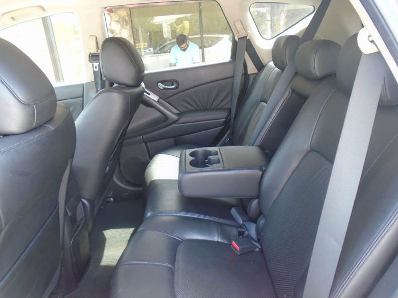 2009 Nissan Murano SL 4dr SUV - Greenville SC