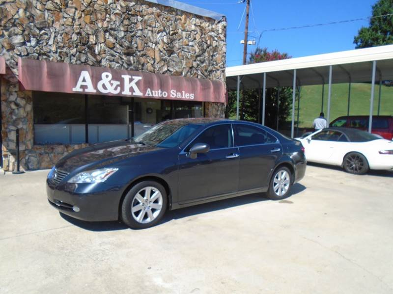 2009 Lexus ES 350 4dr Sedan - Greenville SC