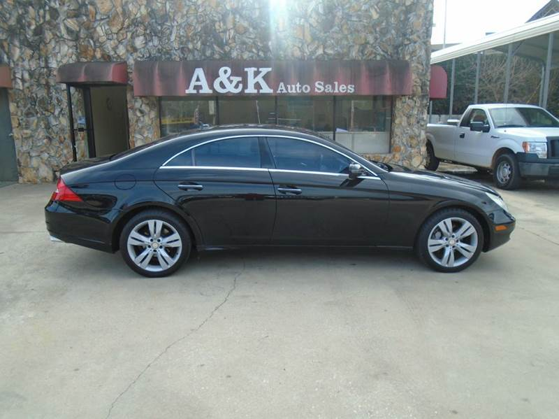 Perfect 2009 Mercedes Benz CLS For Sale In Greenville, SC