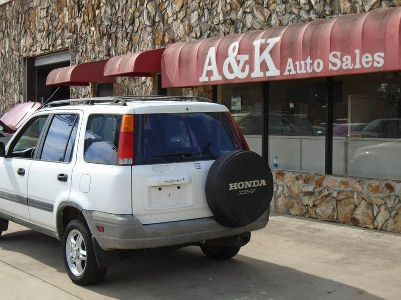 2001 Honda CR-V LX 2WD 4dr SUV - Greenville SC