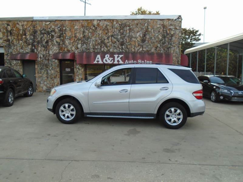 2006 mercedes benz m class awd ml350 4matic 4dr suv in for Mercedes benz in greenville sc