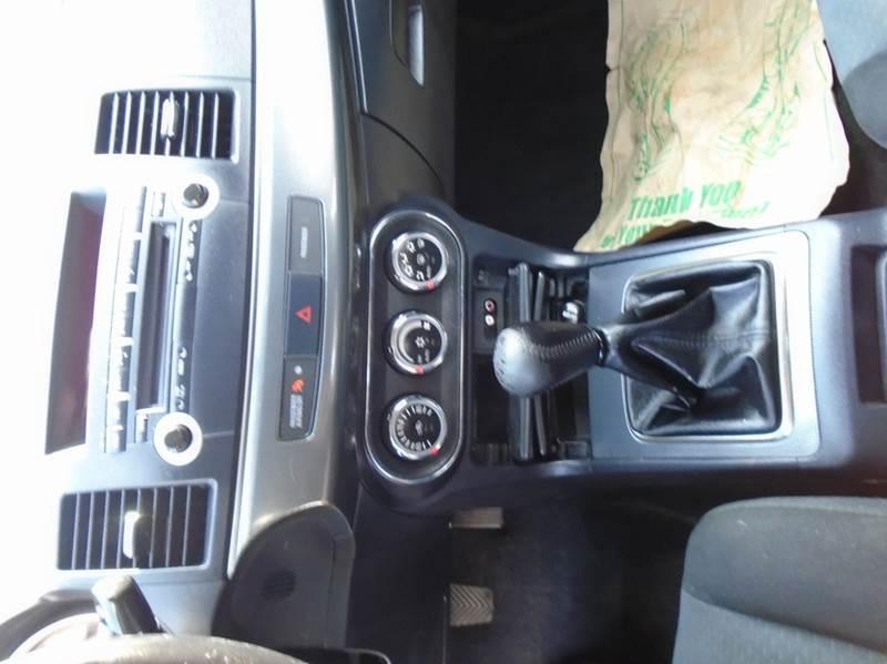 2011 Mitsubishi Lancer GTS 4dr Sedan 5M - Greenville SC