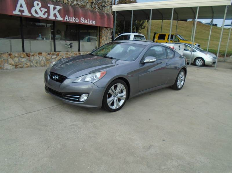 2010 Hyundai Genesis Coupe 3.8L Grand Touring 2dr Coupe - Greenville SC