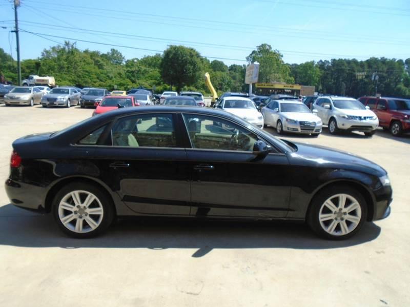 2010 Audi A4 AWD 2.0T quattro Premium 4dr Sedan 6A - Greenville SC