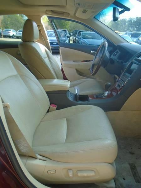 2007 Lexus ES 350 Base 4dr Sedan - Greenville SC