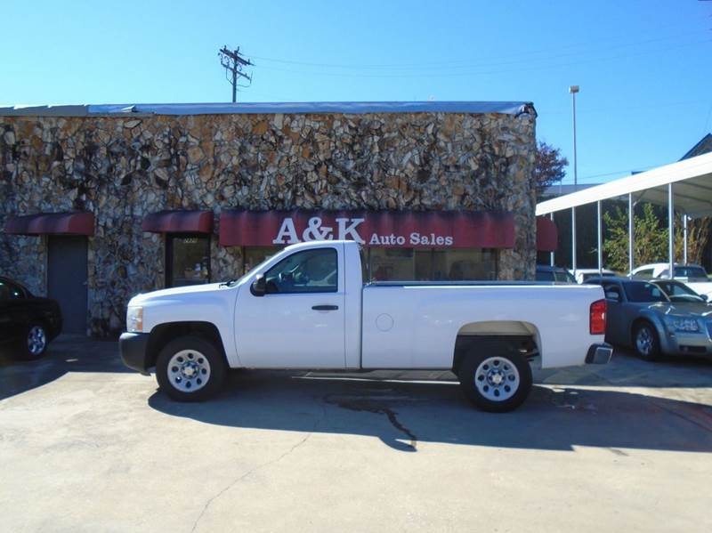 silverado 1500 2wd work truck 2dr regular cab 8 ft lb greenville sc. Cars Review. Best American Auto & Cars Review