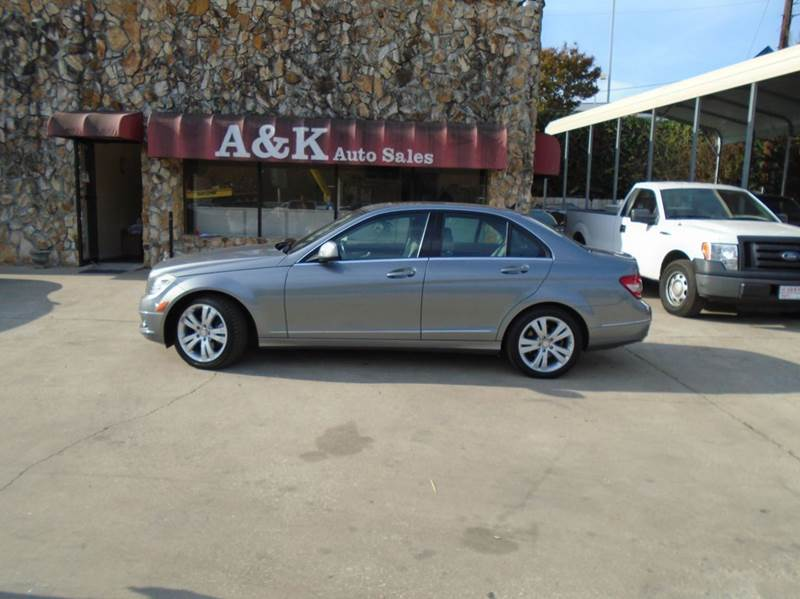 2008 mercedes benz c class c300 sport 4dr sedan in for Mercedes benz in greenville sc