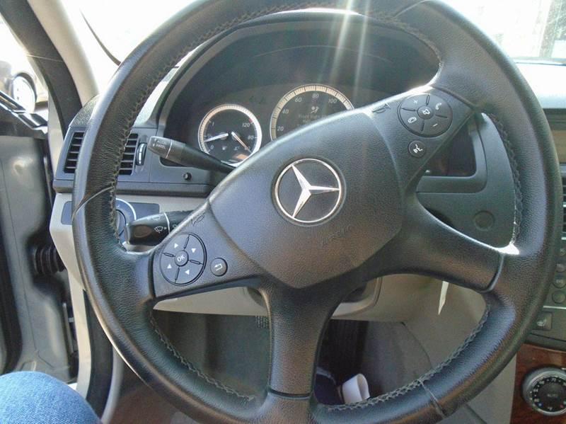 2008 Mercedes-Benz C-Class C300 Sport 4dr Sedan - Greenville SC