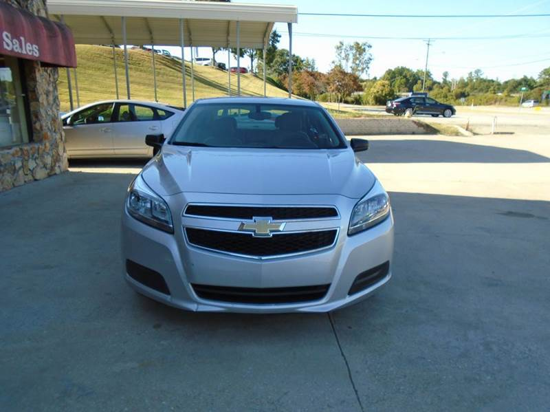 2013 Chevrolet Malibu LS Fleet 4dr Sedan - Greenville SC