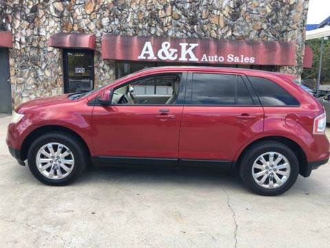 2007 Ford Edge for sale in Greenville, SC