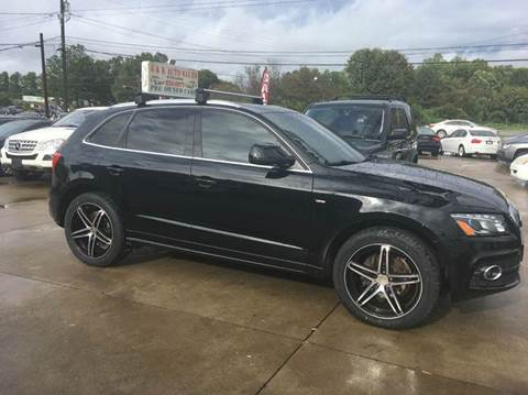 2012 Audi Q5 for sale in Greenville, SC