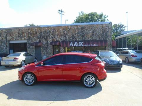 2012 Ford Focus for sale in Greenville, SC