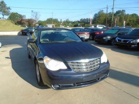 2008 Chrysler Sebring for sale in Greenville, SC