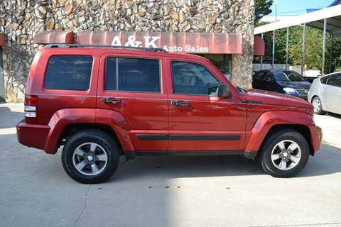 2008 Jeep Liberty for sale in Greenville, SC