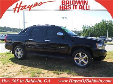 2011 Chevrolet Avalanche for sale in Alto, GA