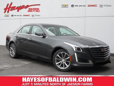 2017 Cadillac CTS for sale in Alto, GA