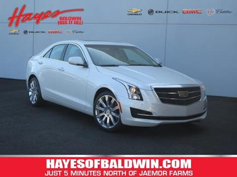 2016 Cadillac ATS for sale in Alto, GA