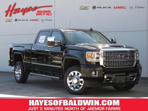 2018 GMC Sierra 2500HD for sale in Alto, GA