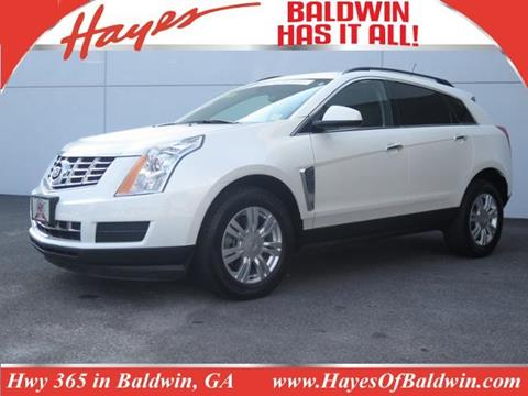 2015 Cadillac SRX for sale in Alto, GA