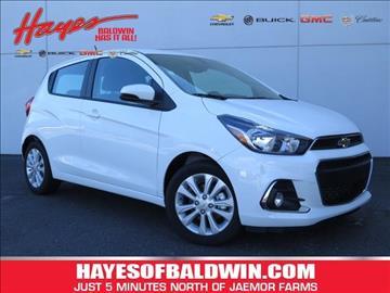 2017 Chevrolet Spark for sale in Alto, GA