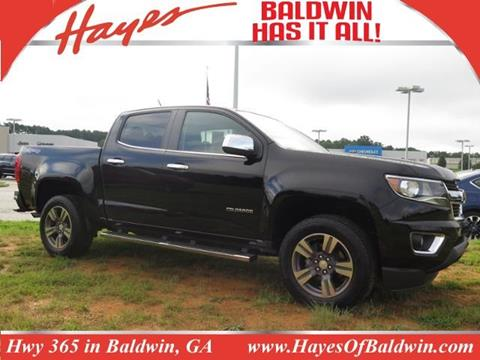 2015 Chevrolet Colorado for sale in Alto, GA