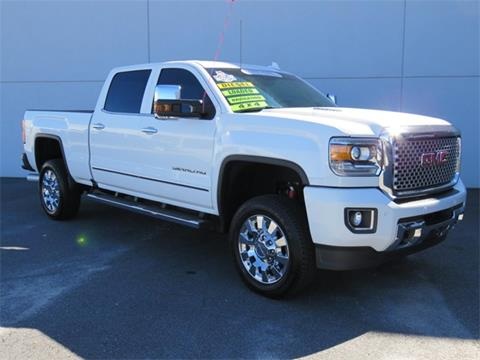 2016 GMC Sierra 2500HD for sale in Alto GA