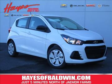 2017 Chevrolet Spark for sale in Alto, GA
