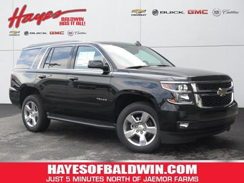 2017 Chevrolet Tahoe for sale in Alto GA