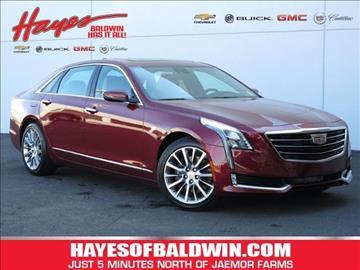 2017 Cadillac CT6 for sale in Alto, GA