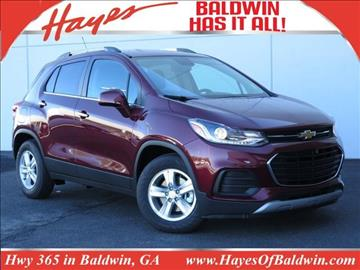 2017 Chevrolet Trax for sale in Alto, GA